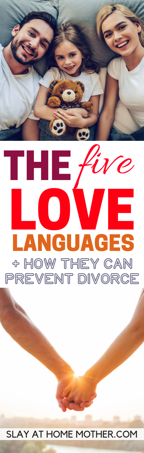 The Five Love Languages - SLAYathomemother.com