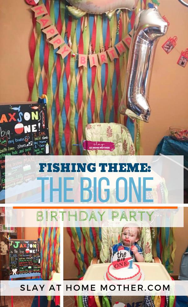 THE BIG ONE 1st Birthday Party Theme, Decor, Food #slayathomemother #thebigone #1stbirthday - SLAYathomemother.com