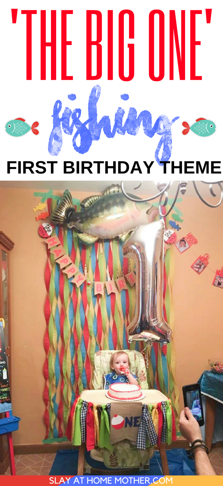 Fishing Birthday Party Decor The Best Fish 2018