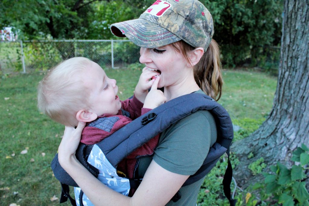 LILLEbaby Complete All Seasons Carrier Review - slayathomemother.com