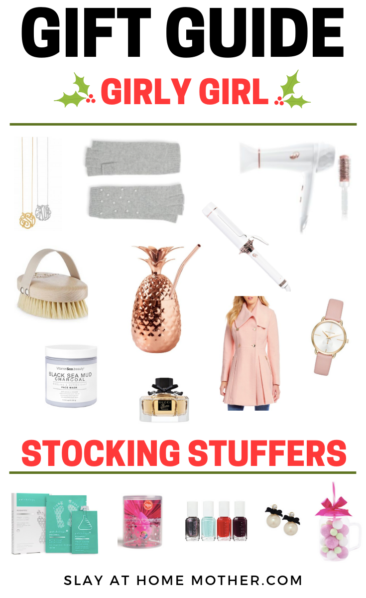 Gift Ideas For Her (Plus Stocking Stuffers!)