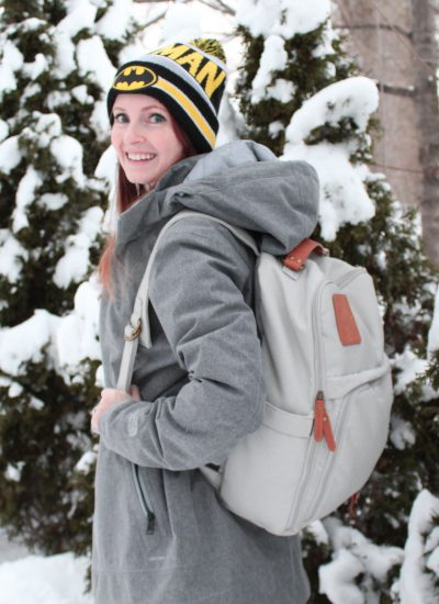 My Favorite Diaper Bag For The Mom On The Go