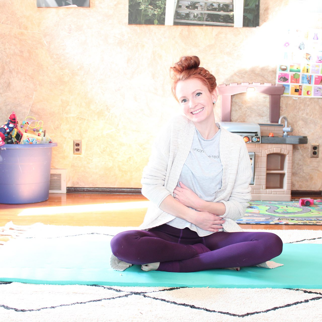 5 Yoga Poses You Can Do To Increase Fertility