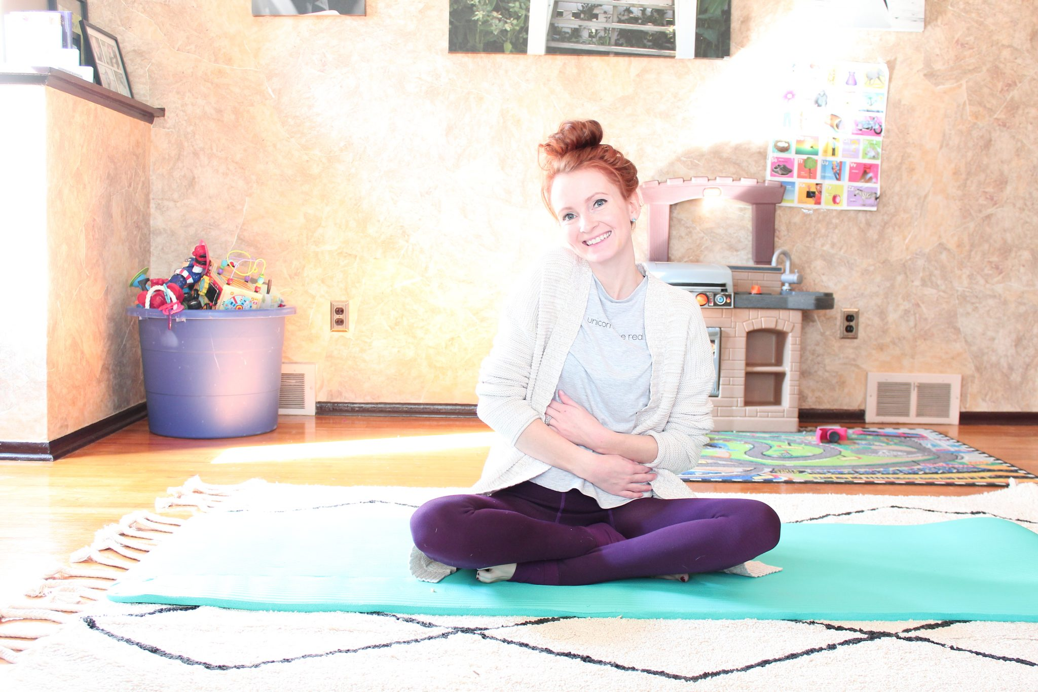5 Fertility Yoga Poses You Can Do To Get Pregnant Faster!