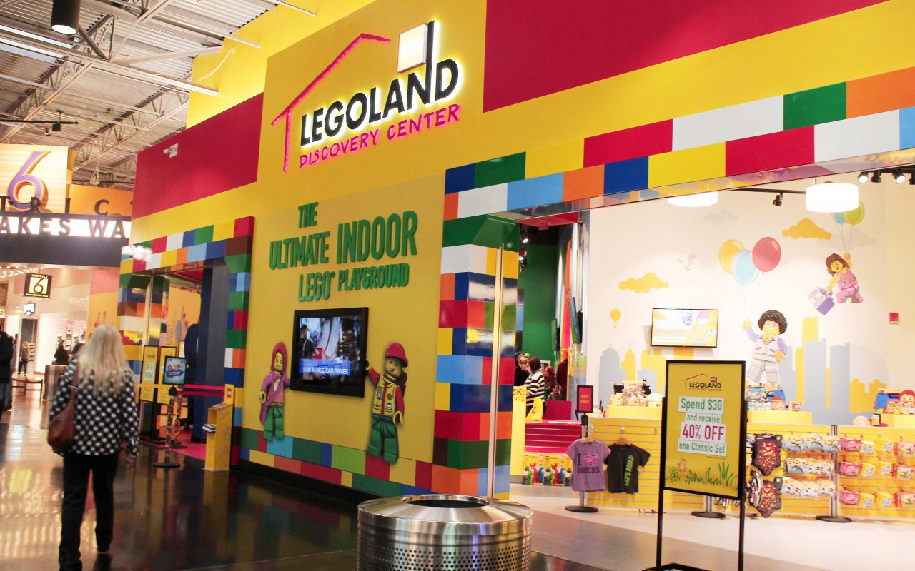 Max's 8th Birthday At LEGOLAND Discovery Center of Michigan
