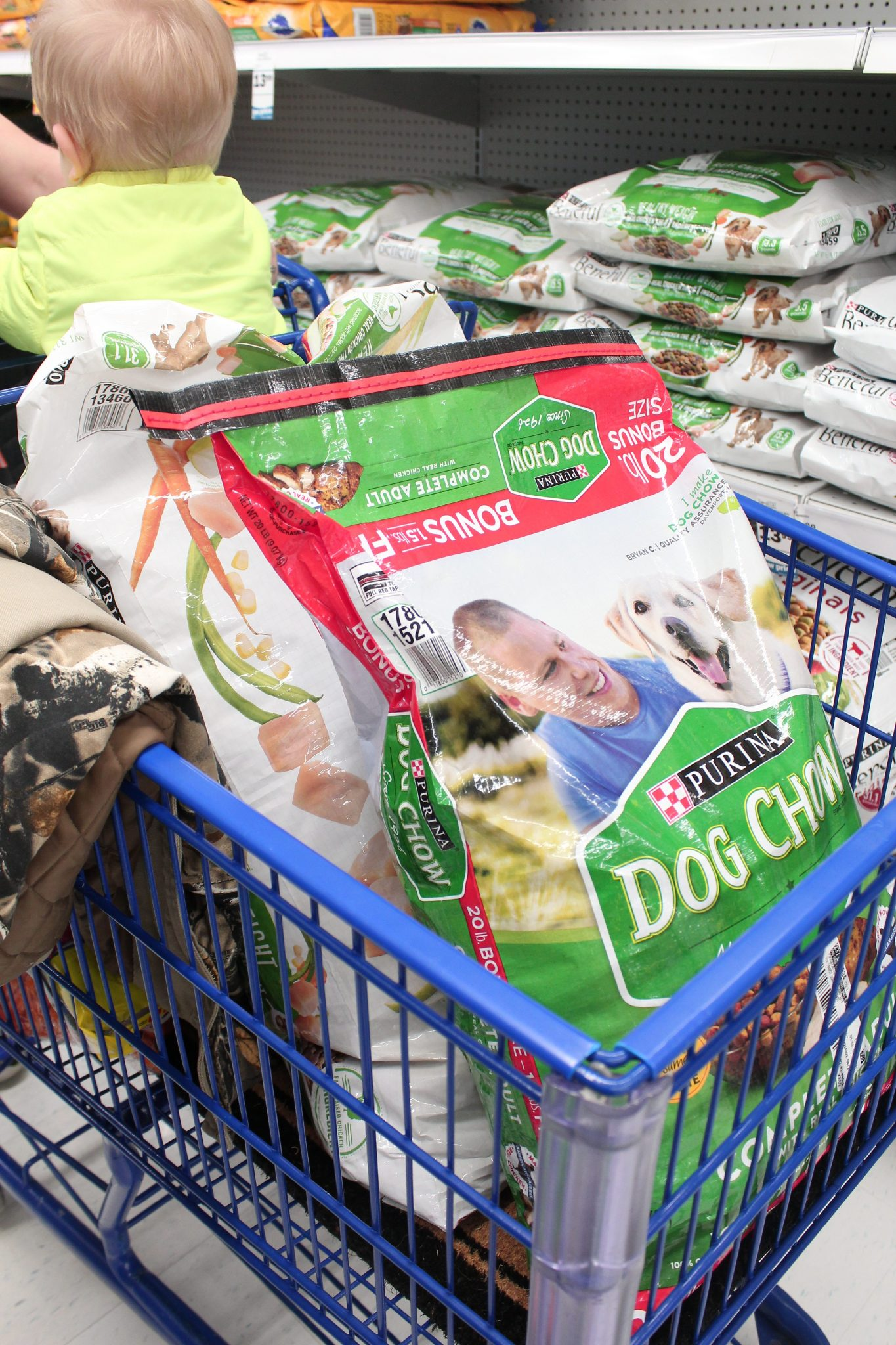 Giving Our Dogs A Better Quality Meal While Saving Money with Purina