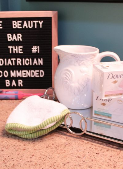 Taking Care Of Our Skin As A Family With Dove Beauty Bar