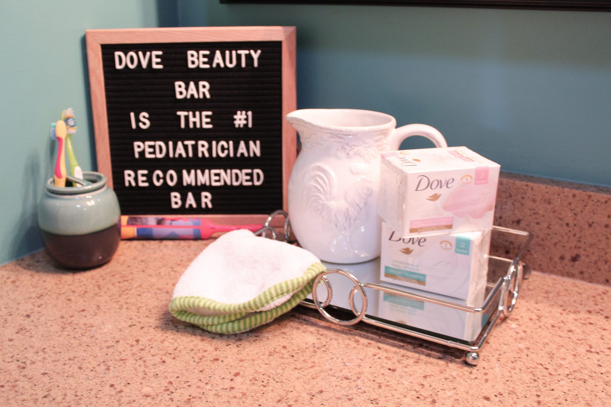 Dove Beauty Bar - SlayAtHomeMother.com Motherhood & Lifestyle Blog #dovepartner