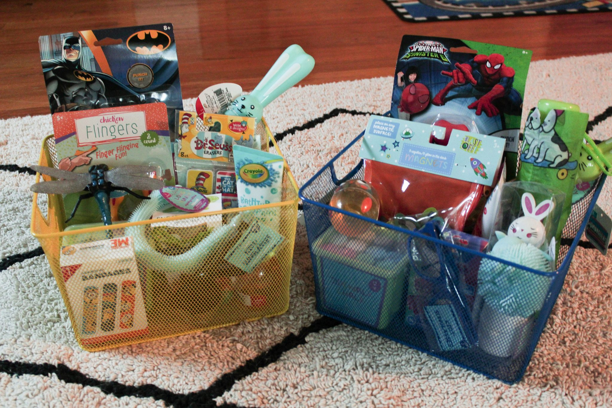 89+ Candy-Free Easter Basket Ideas For Kids - ThisTinyNest.com #easterbasket #easter #candyfree #candyfreeeaster