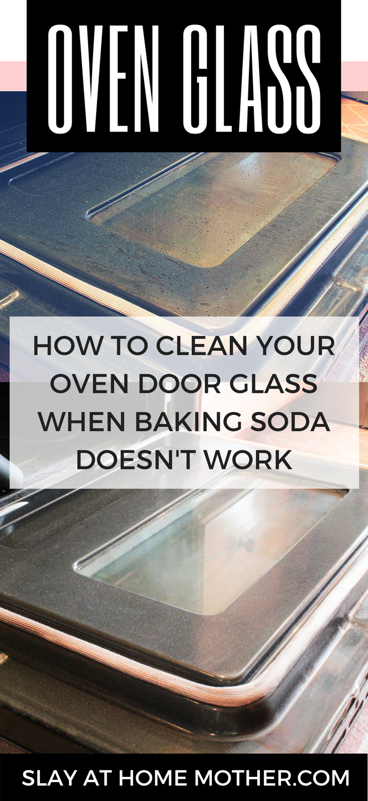 How To Clean Your Oven Door Glass When Baking Soda Won T Cut It