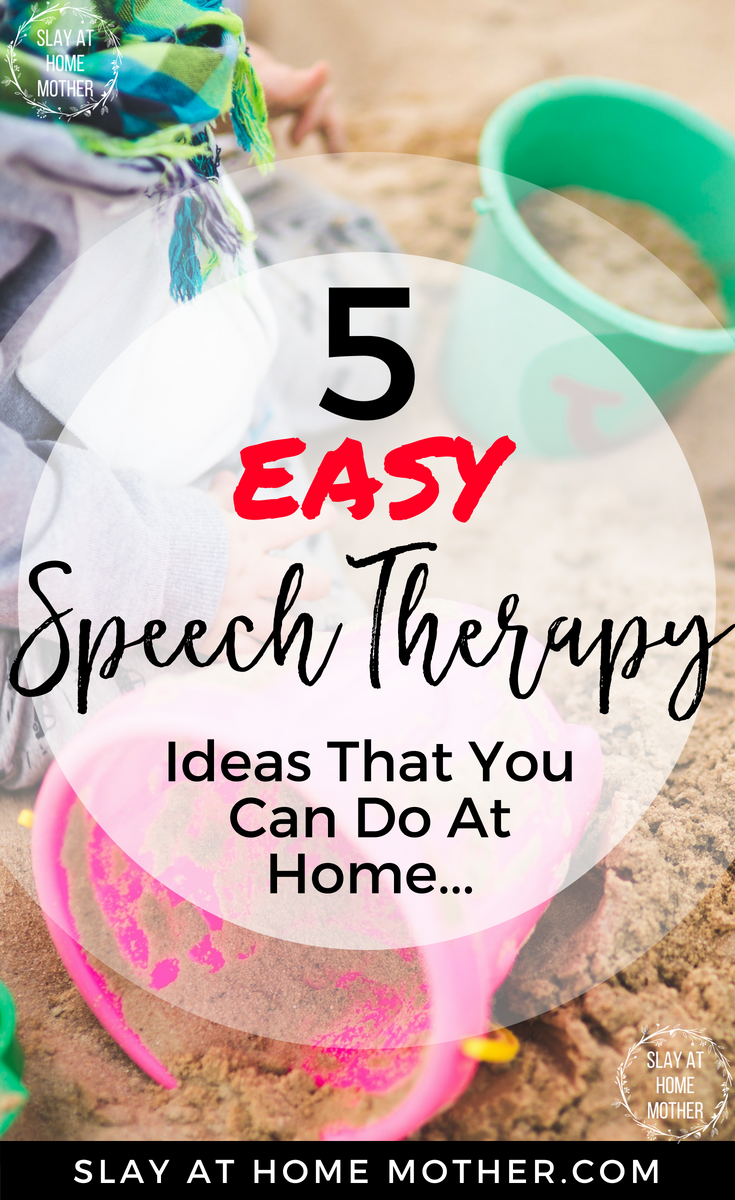 5 EASY Speech Therapy Tools And Ideas You Can Do At Home #speechtherapy #slayathomemother #speechtherapytools #speech - SlayAtHomeMother.com (2)