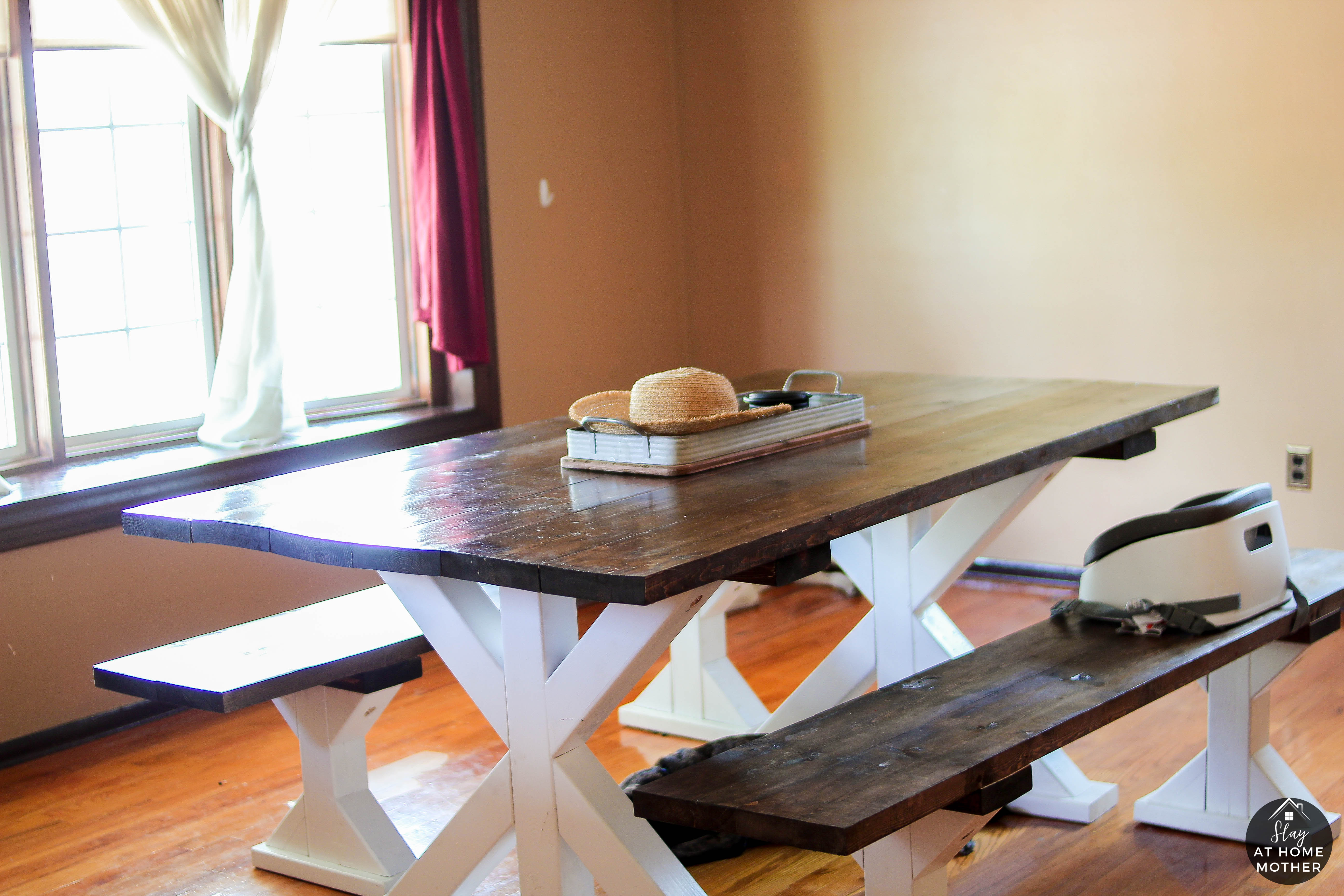 Dining Room Refresh - SlayAtHomeMother.com