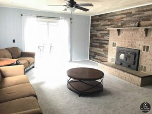 Living Room Refresh With Sherwin Williams