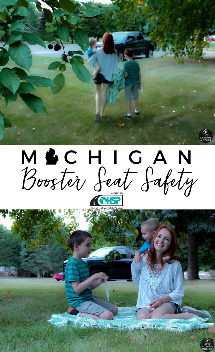 Booster Seat Safety for the State of MI #boosterseat #MIcarseats #IC #slayathomemother - SlayAtHomeMother.com