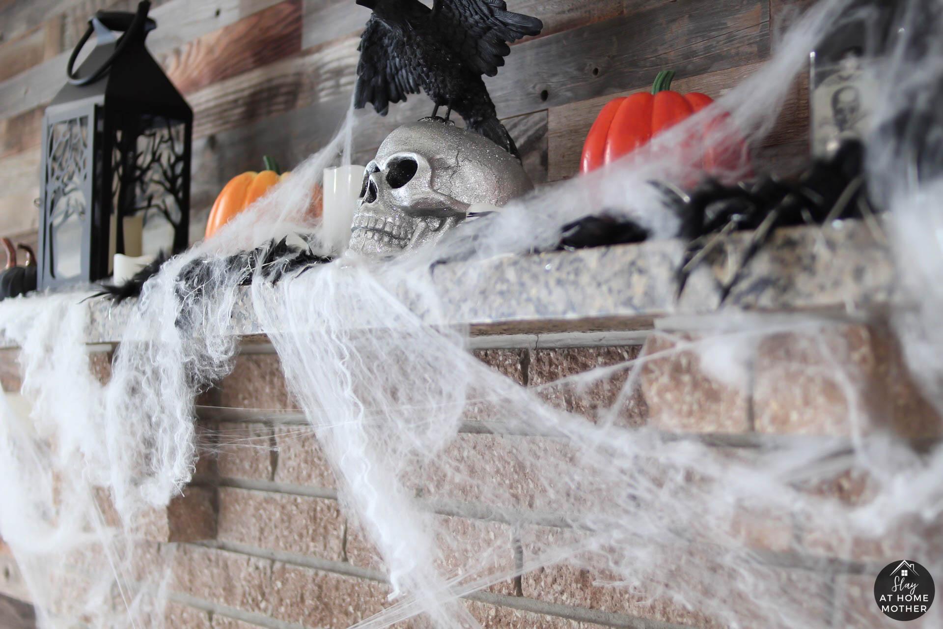 Halloween Decor - SlayAtHomeMother.com