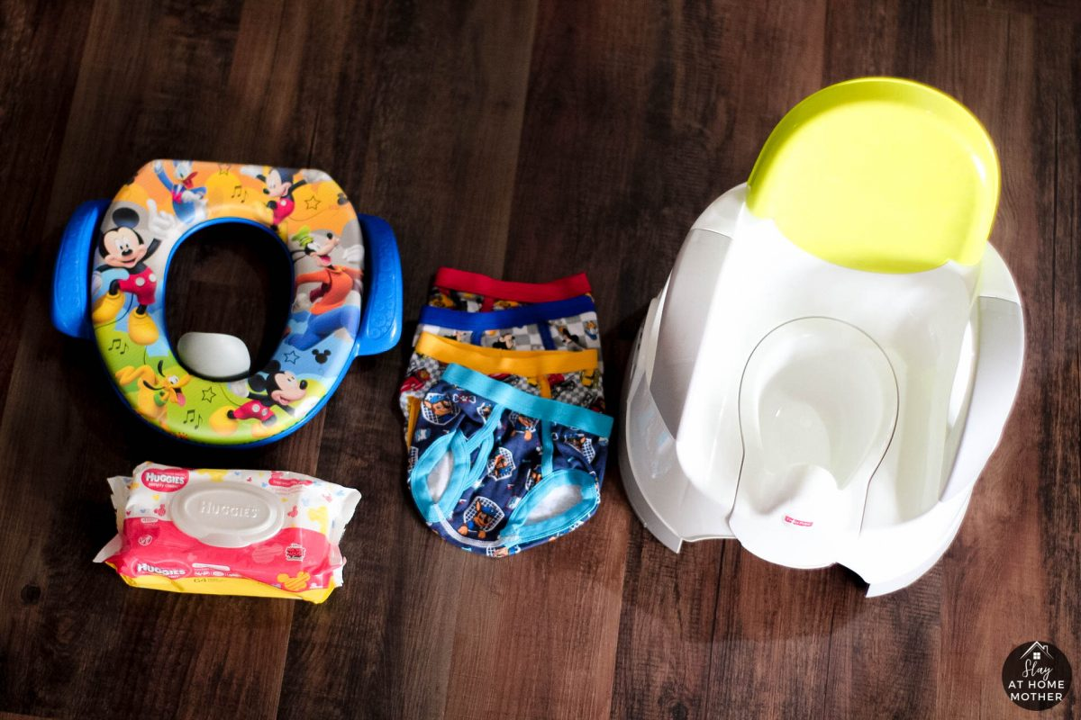 Potty Training In 3 Days – Tips, Tools, & What Worked For Us