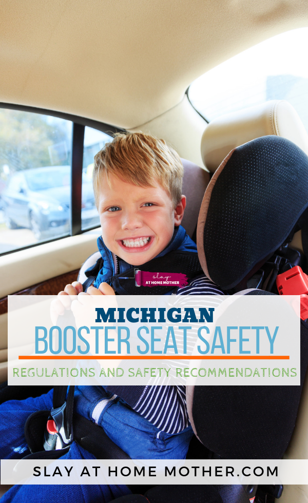 Michigan Booster Seat Safety Regulations And Safety Recommendations #ad #miohsp #slayathomemother - SLAYathomemother.com