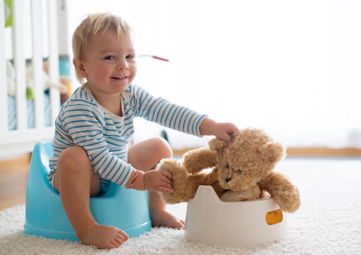 3-day potty training