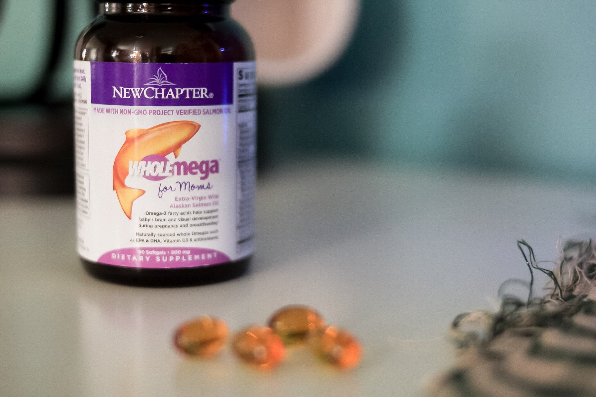 3 Reasons You Should Be Taking Fish Oil During Pregnancy #ttc #fishoil #pregnancy #slayathomemother - SlayAtHomeMother.com