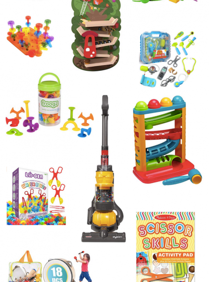 Toddler Christmas Gift Guide