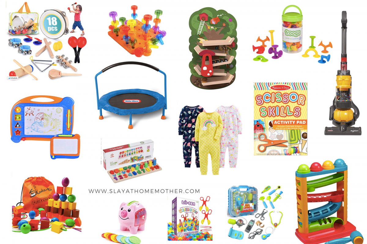 Toddler Gift Guide - SlayAtHomeMother.com