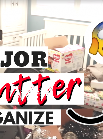Declutter With Me!