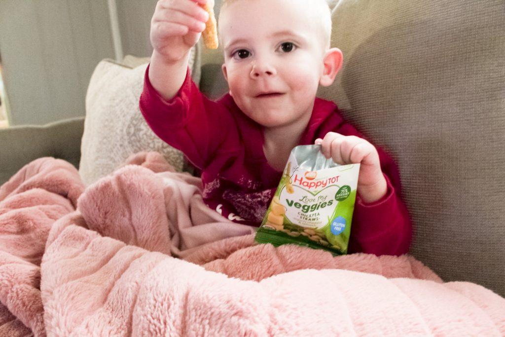 Happy Family Organics - SlayAtHomeMother.com