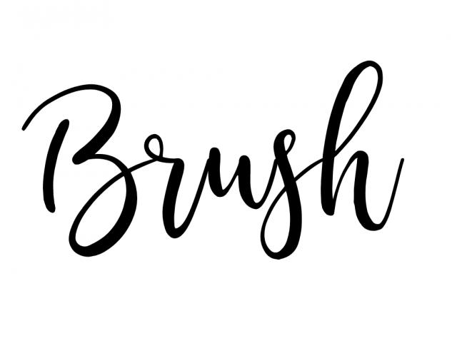 BRUSH, Floss, Flush template from SLAYathomemother.com