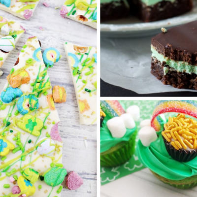 St. Patrick's Day Desserts: 50 Delightful Irish Desserts