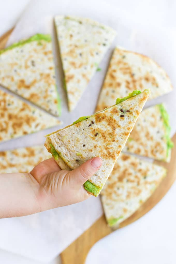 avocado-quesadillas