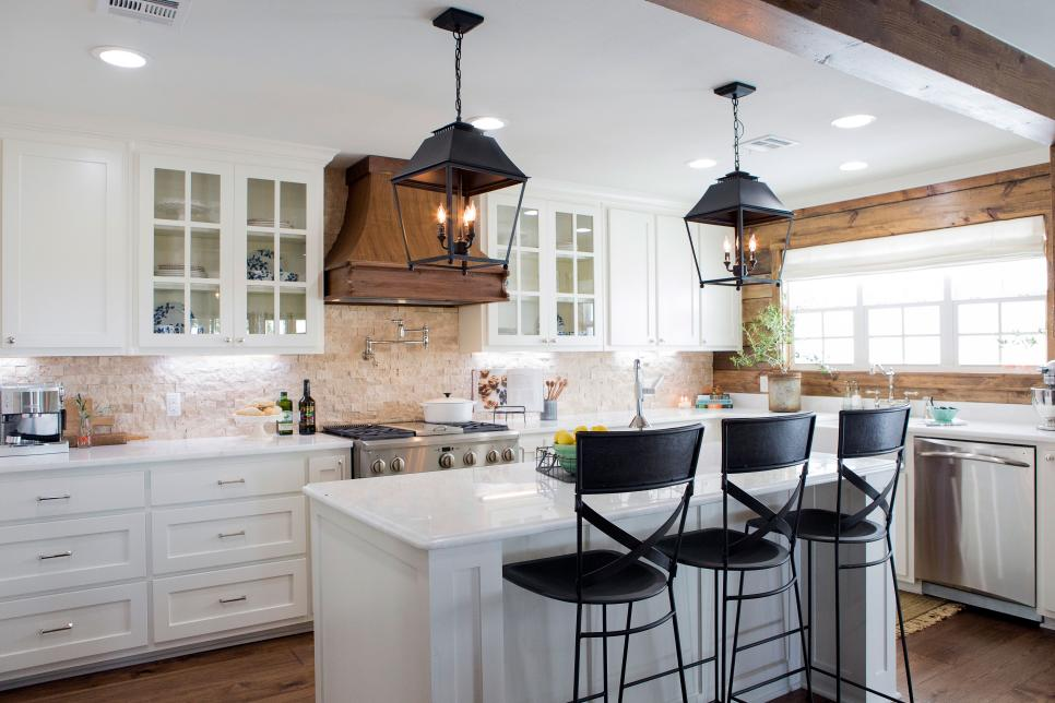 fixer upper kitchen looks for less 2