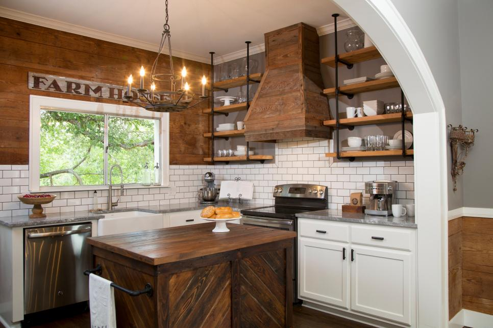 FICER UPPER KITCHENS - GET THE LOOK FOR LESS
