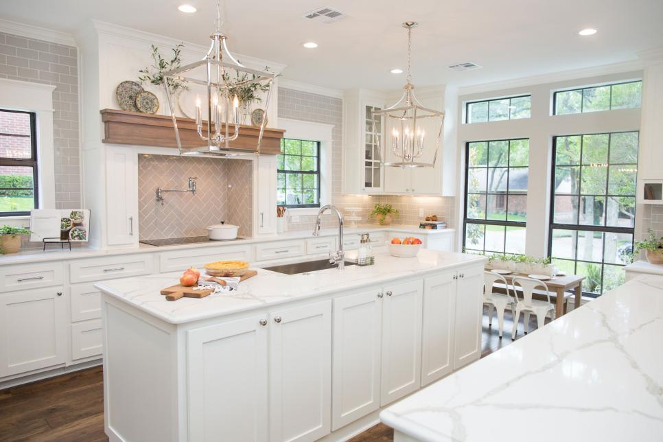 fixer upper kitchen looks