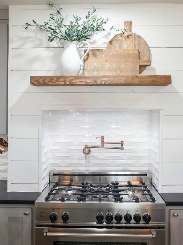 fixer upper kitchen looks for less