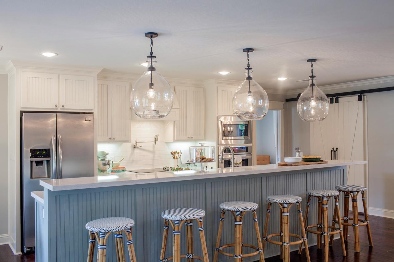 fixer upper kitchens - coastal