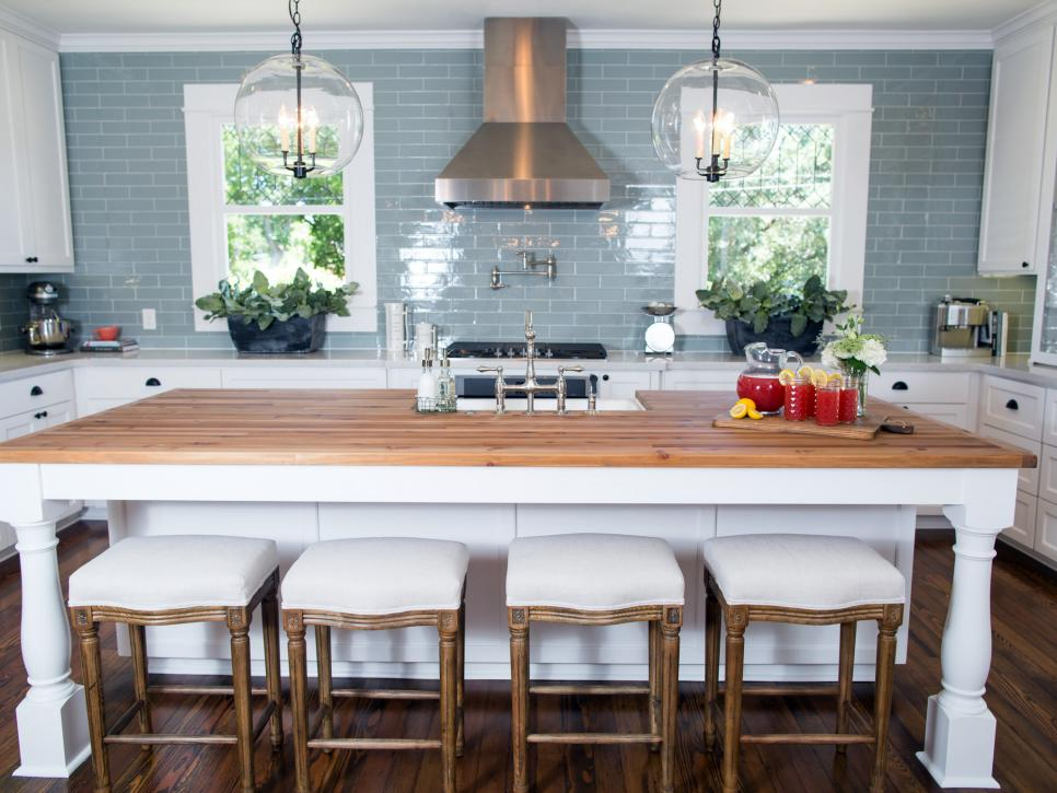 FIXER UPPER KITCHENS - GET THE LOOK FOR LESS!