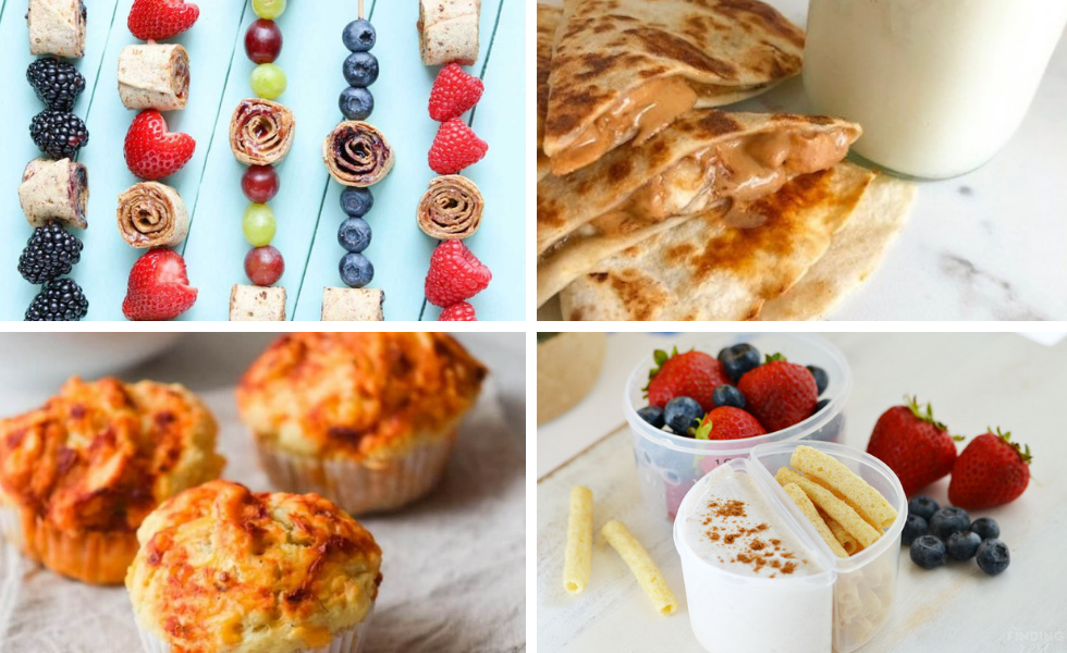 school lunch ideas for back to school - SLAYathomemother.com