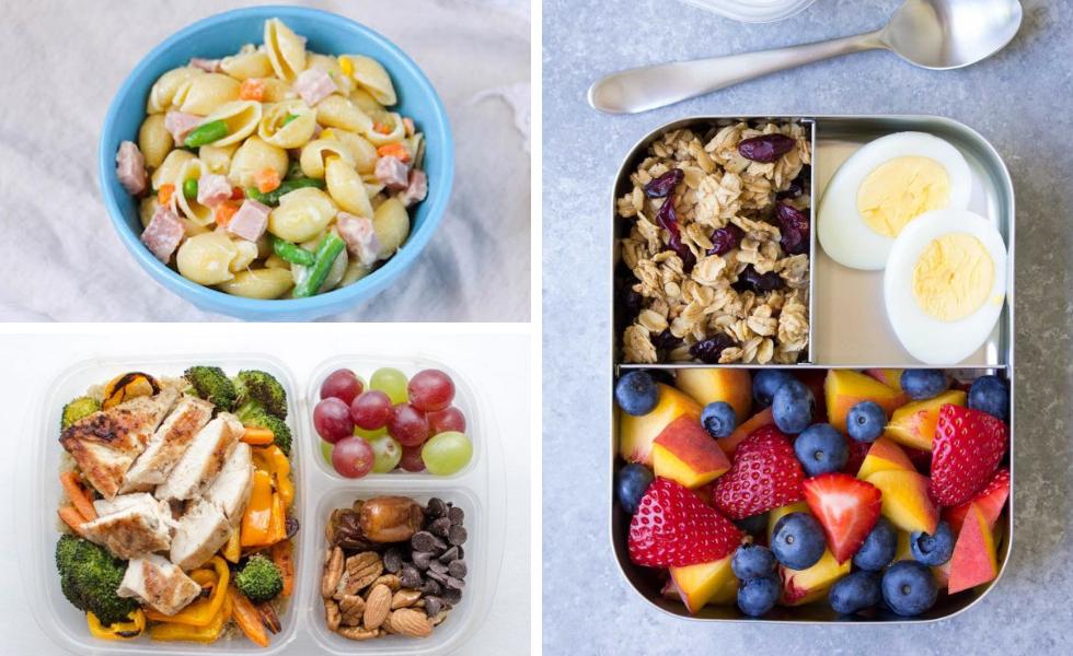 100+ Back To School Kids Lunch Ideas