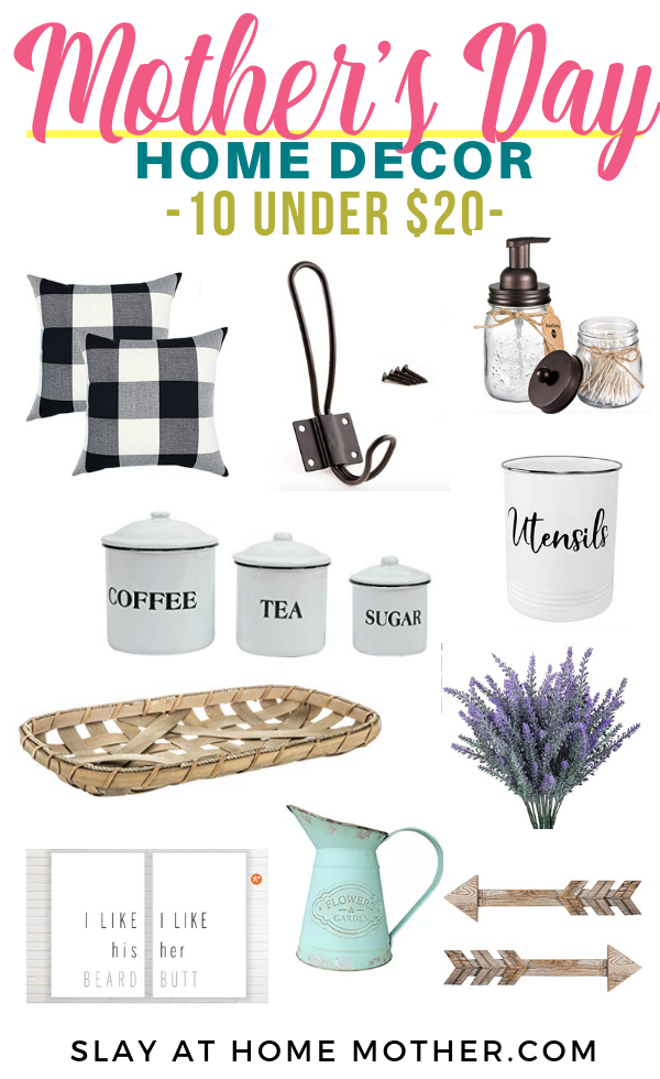 Mother's Day Gifts 2019 - SLAYathomemother.com