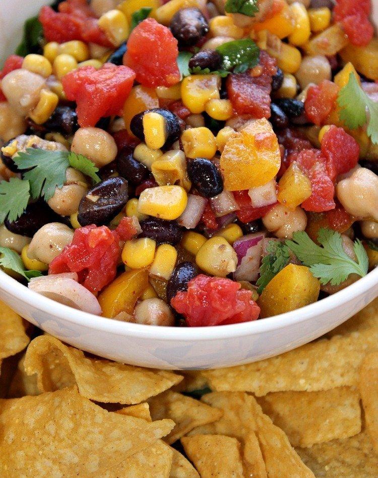 Bean Salad Cowboy Caviar
