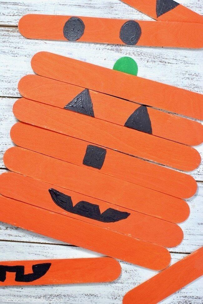 Mix & Match Pumpkin Faces
