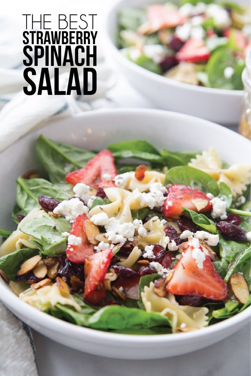 strawberry-spinach-salad