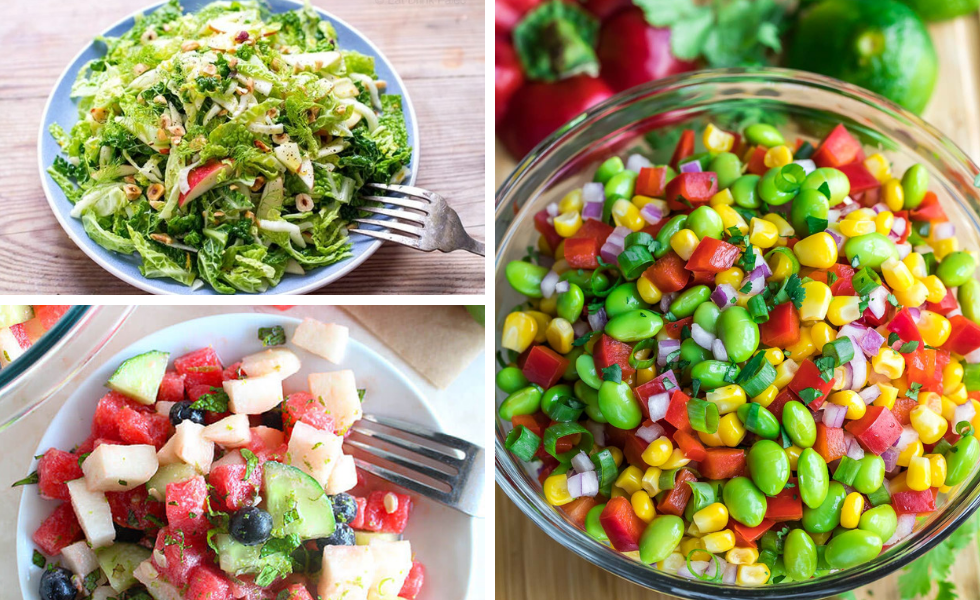100+ Summer Salad Recipes Family & Friends Will Love