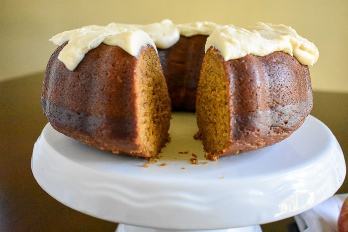 Pumpkin-Apple-Spice-Cake