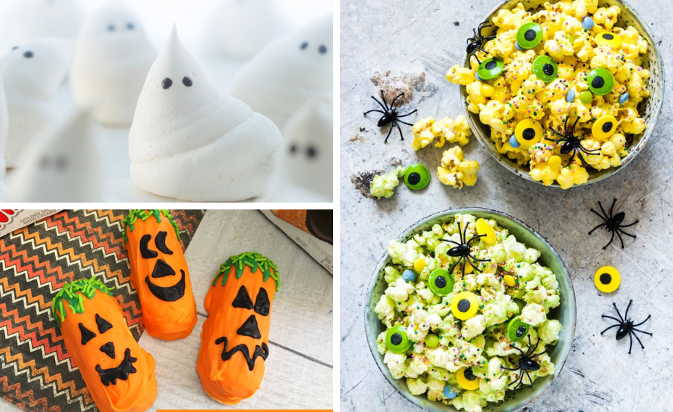 Cute Halloween Treats – 50+ Fun Halloween Treat Ideas!
