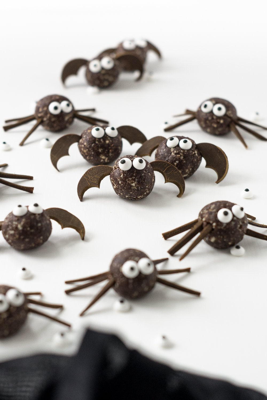 Scary Halloween Monsters Bites