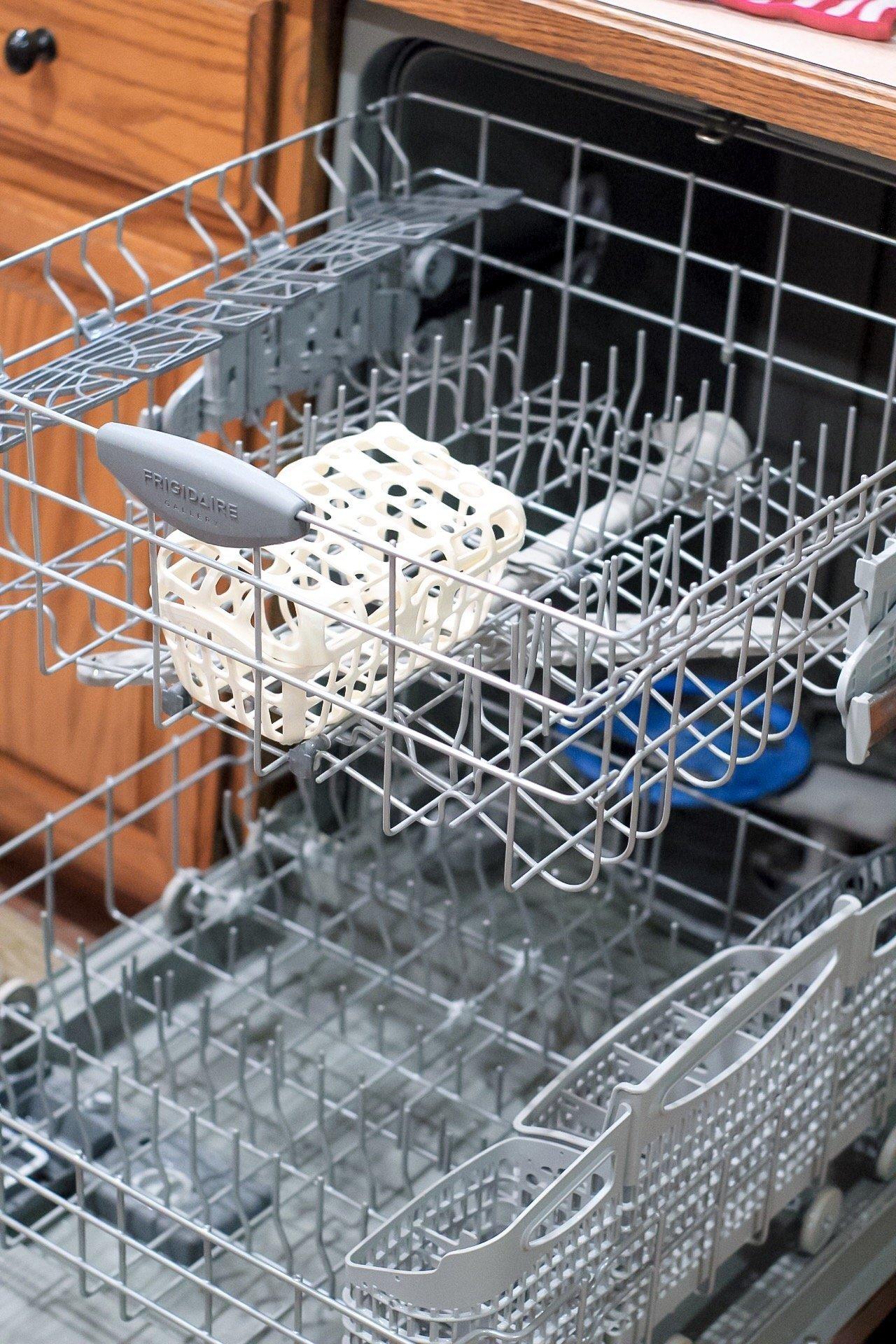 empty dishwasher