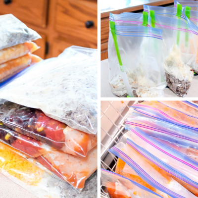 13 Crockpot Freezer Dump Meals For Busy Nights