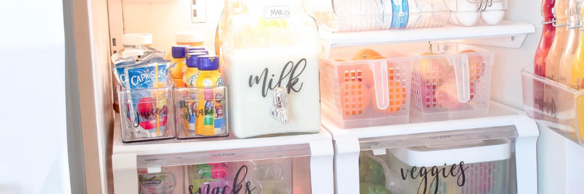 fridge organization (1)