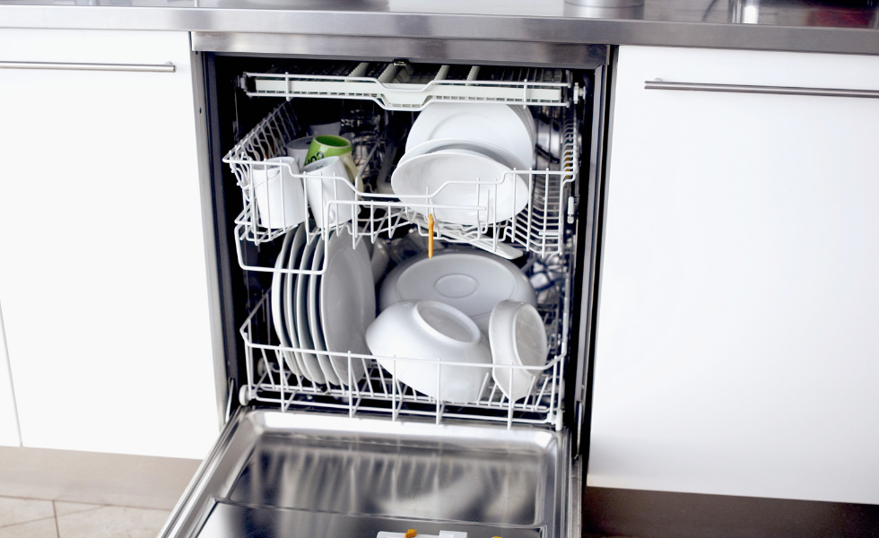 How To Clean Your Dishwasher With Two Household Ingredients